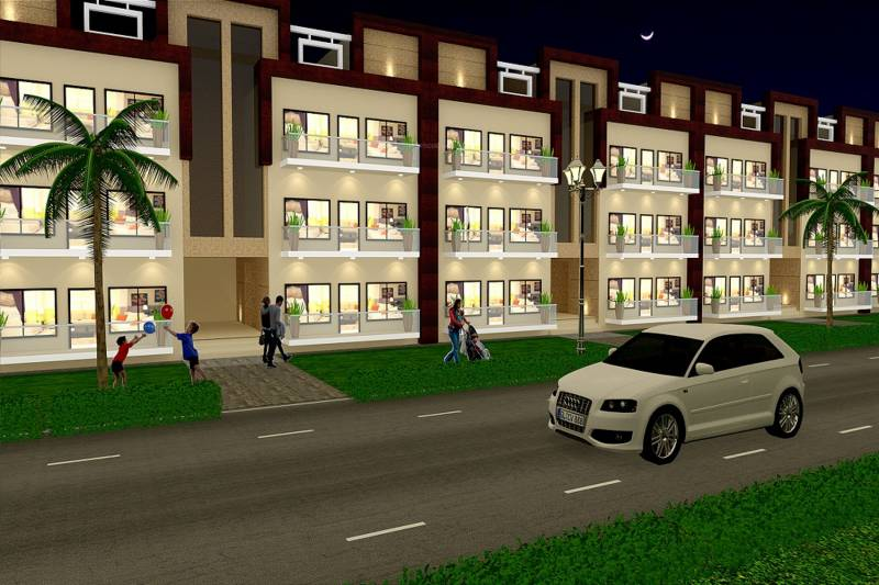 Images for Elevation of Kansal Anandam Suites