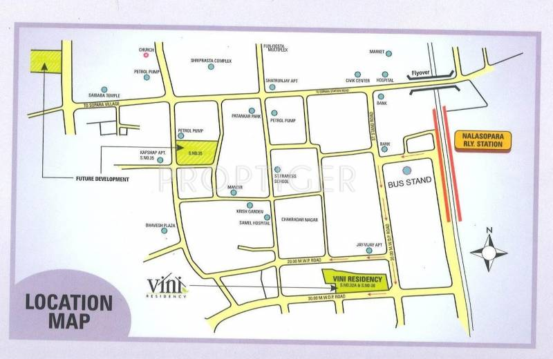 Vini Group Residency Phase1 Location Plan