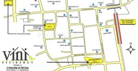 Vini Group Residency Phase 2 Location Plan