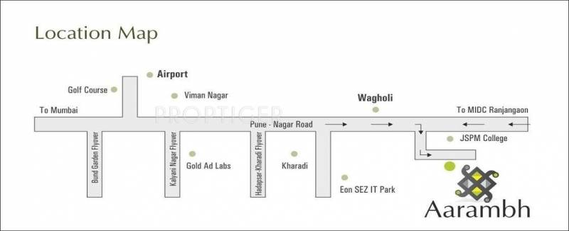 Images for Location Plan of Siddhivinayak Aarambh