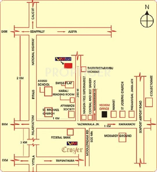 Images for Location Plan of  Crozier