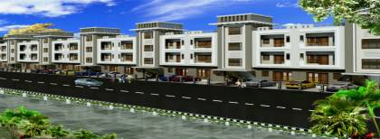 Images for Elevation of Techman Harsh Apartment