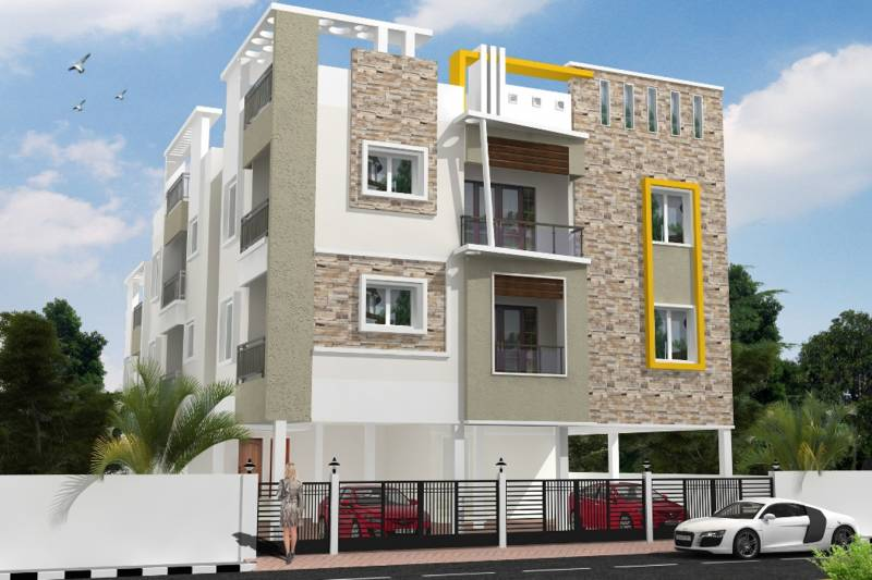 Images for Elevation of Ryka Jeeva Apartment