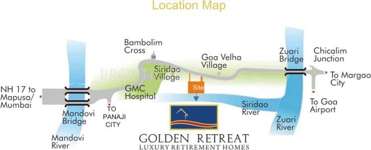 Images for Location Plan of Emgee Golden Retreat