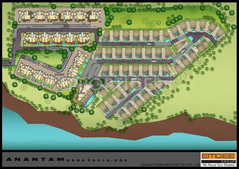 Images for Site Plan of Emgee Anantam