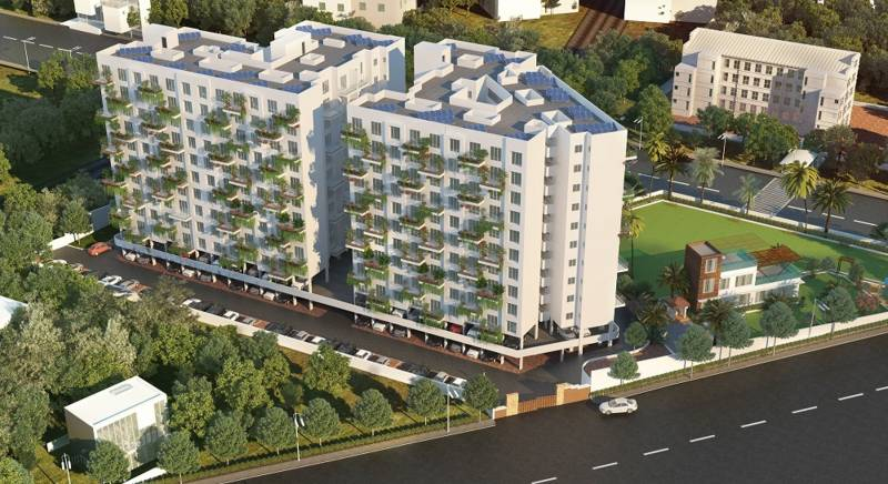 Images for Elevation of Samrat Green Republic
