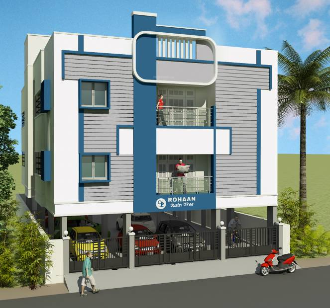 Images for Elevation of Rohaan Constructions Raintree