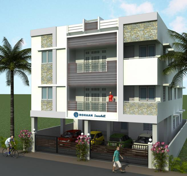 Images for Elevation of Rohaan Constructions Snowbell 3