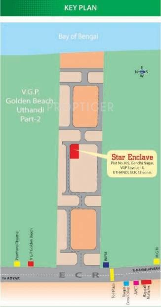 Images for Location Plan of Star Star Enclave