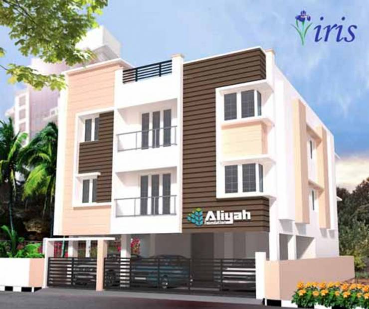 Images for Elevation of Aliyah Iris
