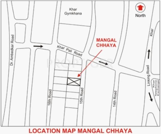 Images for Location Plan of Trisons Mangal Chhaya