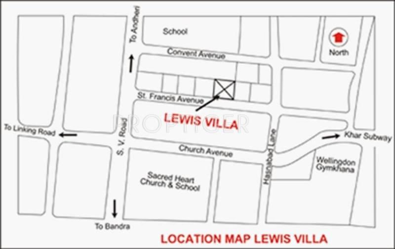 Images for Location Plan of Trisons Lewis Villa