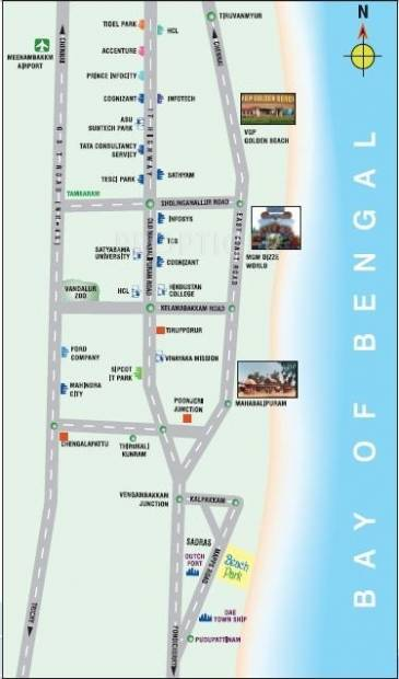 Images for Location Plan of Star Beach Park