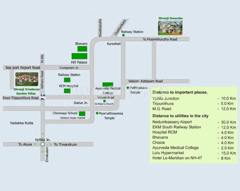 Images for Location Plan of Shreeji Shreeji Dwaraka