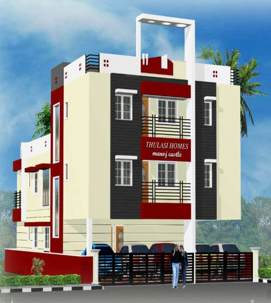 Images for Elevation of Thulasi Manoj Castle