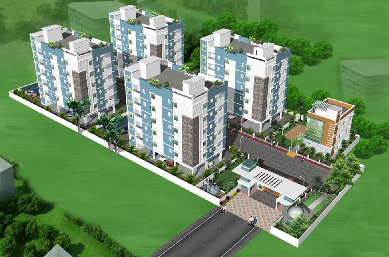 3146 sq ft 3 bhk 4t apartment for sale in sri vigneswara civil