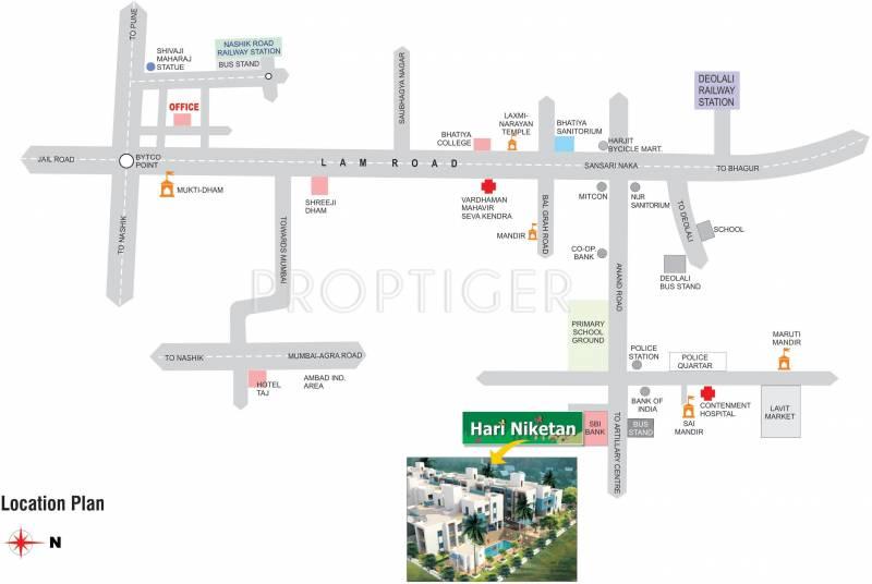 Images for Location Plan of Karda Hari Niketan