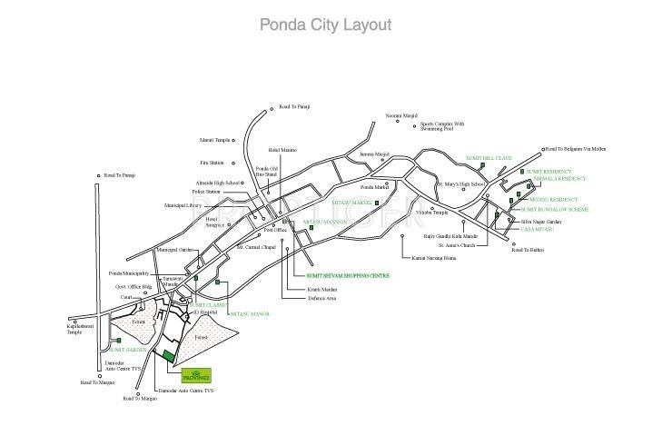 Images for Location Plan of Sumit Sumit Province II