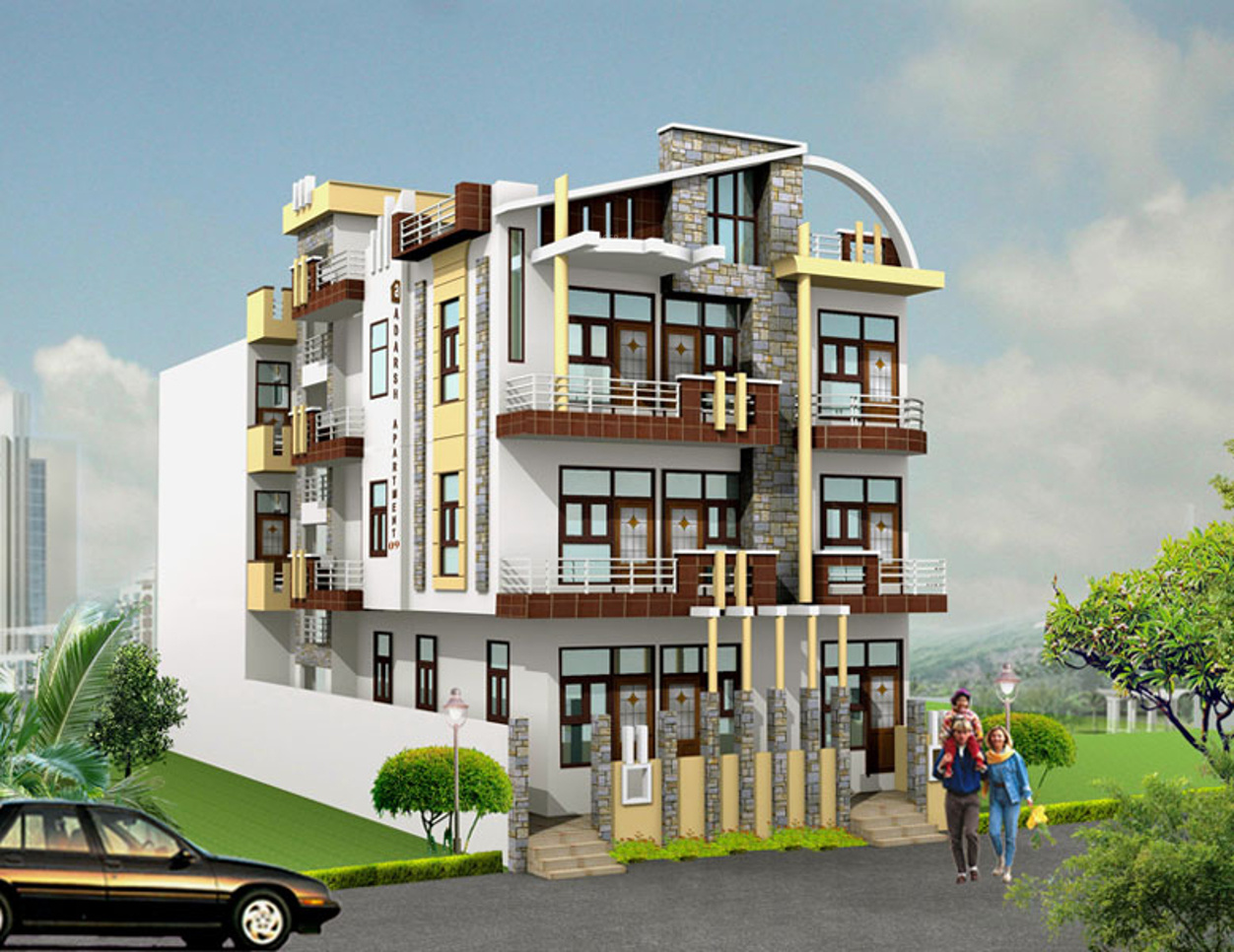 Amazing Lakshya Lakshya ApartmentConstruction Updates