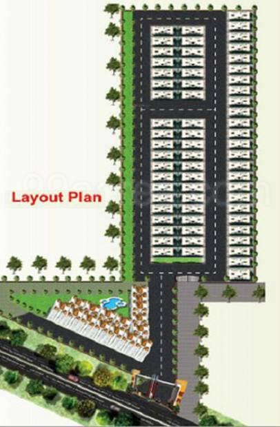 Images for Layout Plan of Lotus Lotus Garden