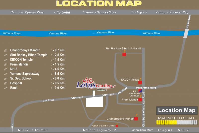 Images for Location Plan of Lotus Lotus Garden