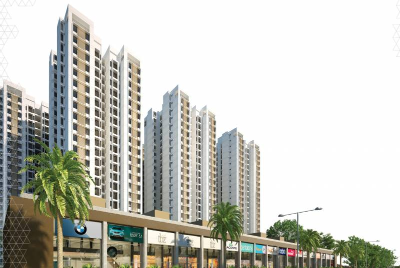 Images for Elevation of Laxmi Sky City