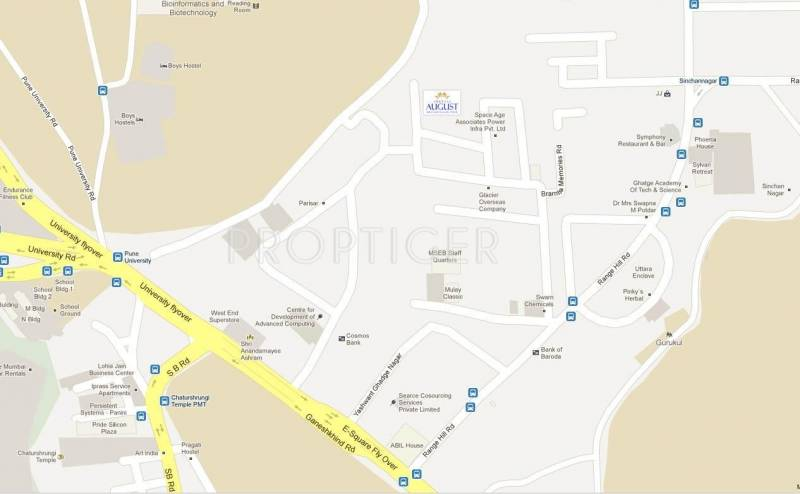 Images for Location Plan of Shreyas Shelters August