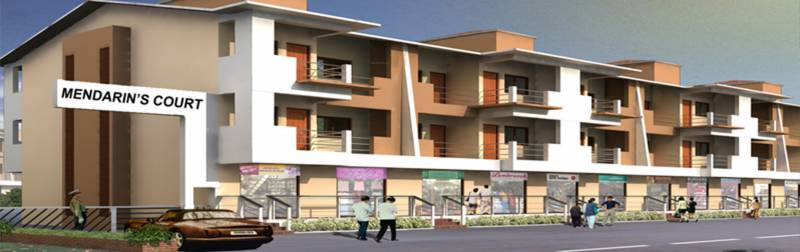 Images for Elevation of Nirvana Mandarins Court