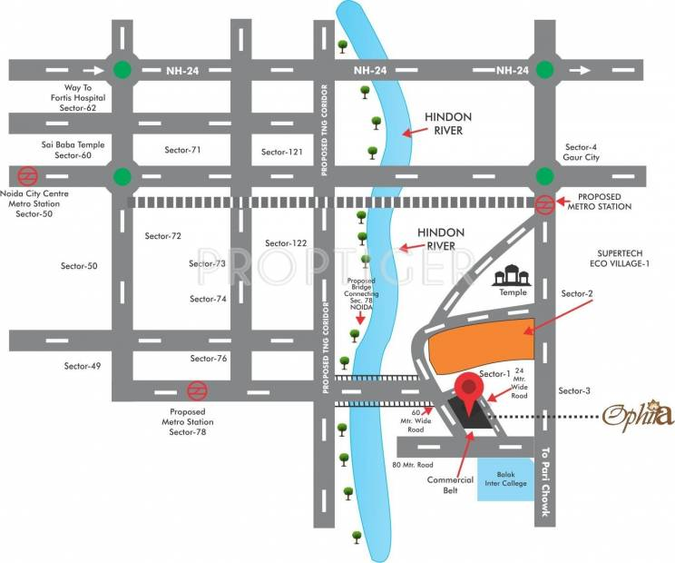 Images for Location Plan of Mangalya Ophira