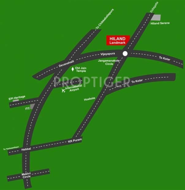 Images for Location Plan of Hiland Landmark