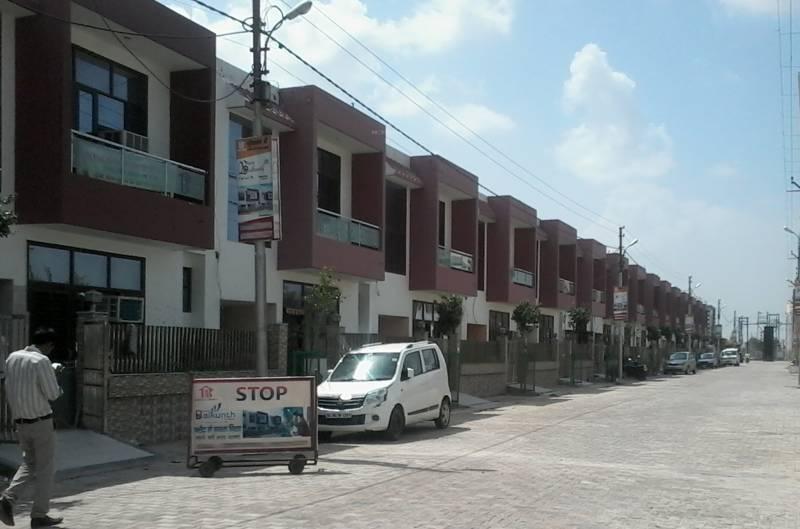 Images for Elevation of Basera Baikunth Villa