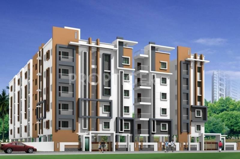 Images for Elevation of AV Hare Ram Residency