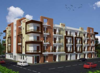 Images for Elevation of Aasra Satyam Apartments