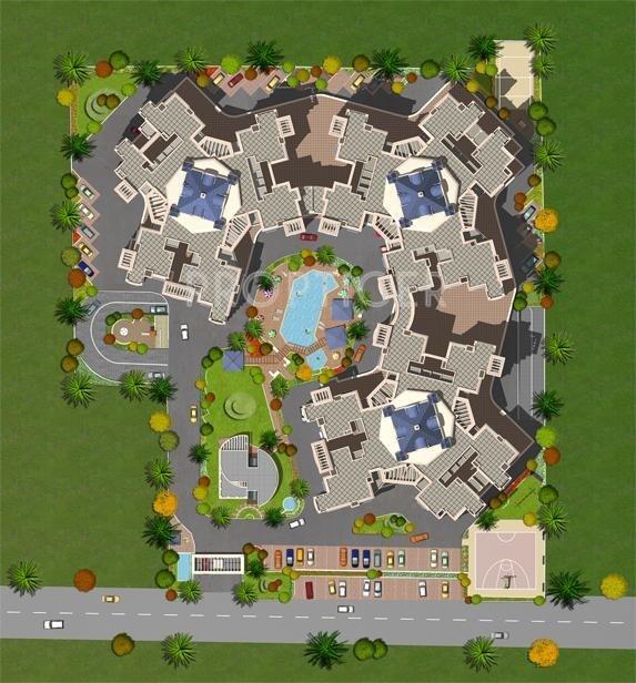 Rachana Lifestyle Gold Coast Site Plan