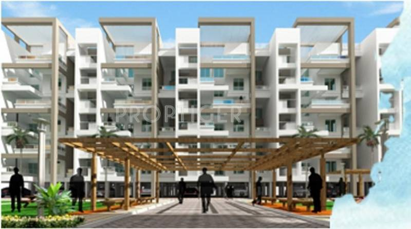 Images for Elevation of Jitendra Heritage E 2 Building Phase 1