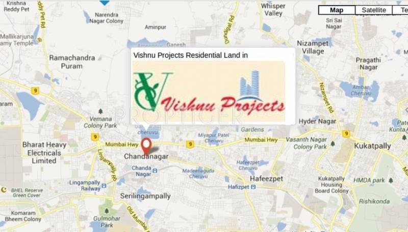 Images for Location Plan of Vishnu Residential Land