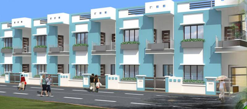 Images for Elevation of Lotus Lotus Garden Villa