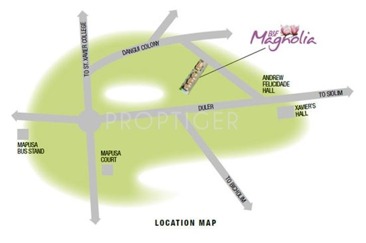 Images for Location Plan of B and F Magnolia