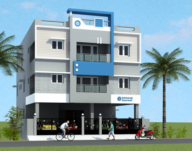 Images for Elevation of Rohaan Constructions Starleaf