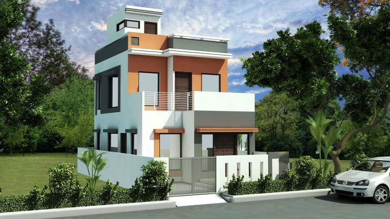 Images for Elevation of Rama Krishna Heights Villa