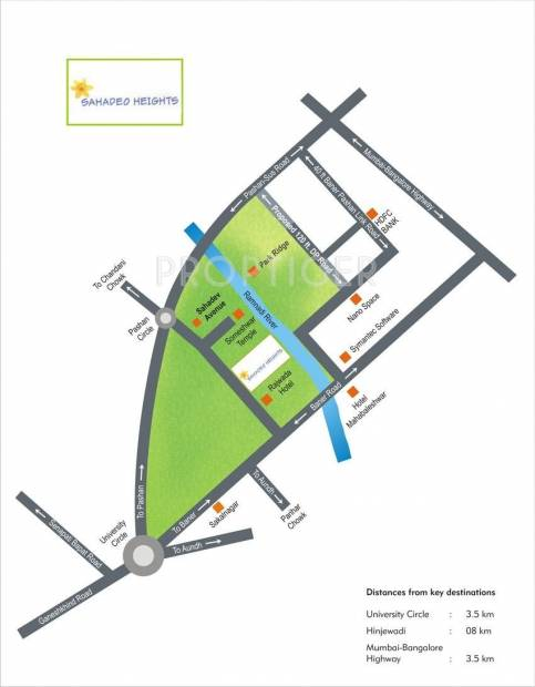 Images for Location Plan of J K Group Sahadeo Heights