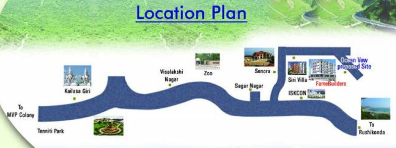 Images for Location Plan of Fame Ocean View