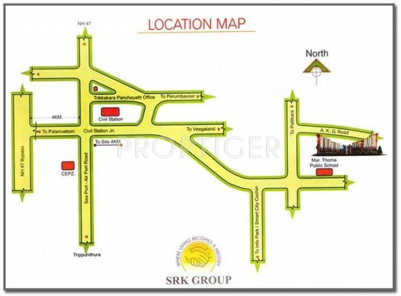 Images for Location Plan of SRK Sky Wings