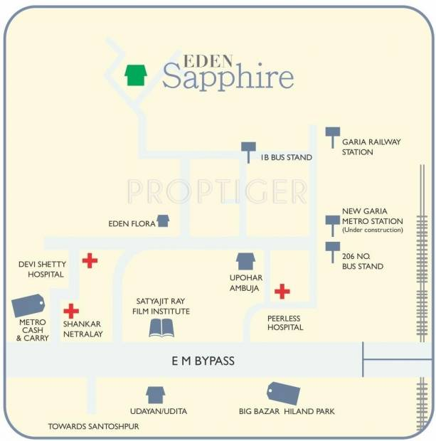 Images for Location Plan of Eden Sapphire
