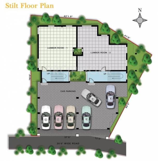 Images for Cluster Plan of Deva Shre Homes