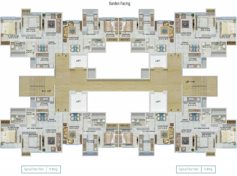 Images for Cluster Plan of Sheth Zuri