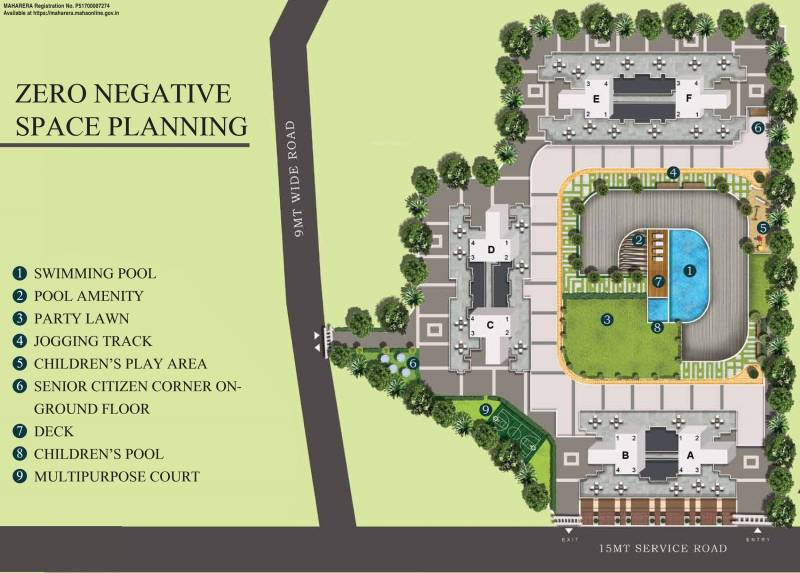 Images for Layout Plan of Sheth Zuri