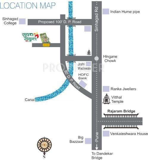Images for Location Plan of Bandal Sudatta Sankul