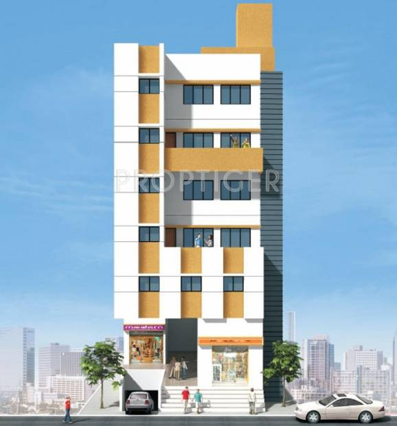 Images for Elevation of Arun Sheth Anika Heights