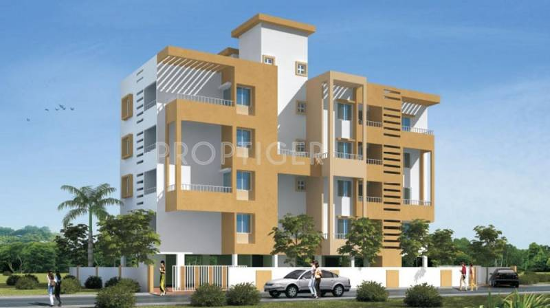 Images for Elevation of Arun Sheth Anika Apartments